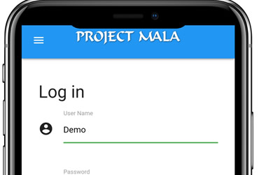 New Mala App for sponsors to see their children